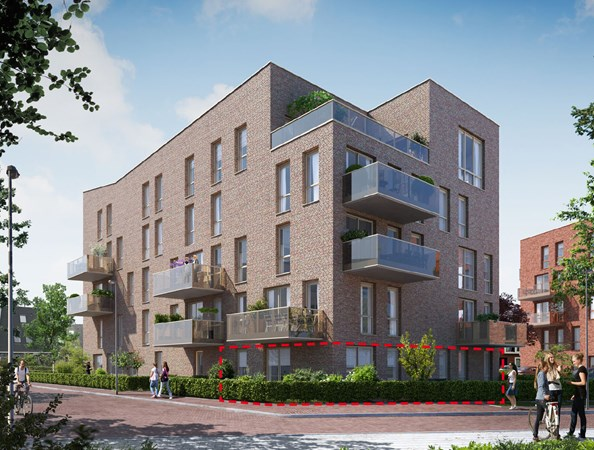 Sold subject to conditions: Bongerdkade Construction number 64, 1036 LZ Amsterdam