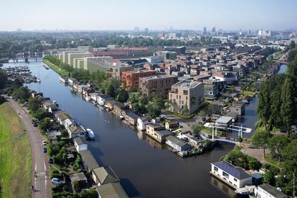 Verkocht onder voorbehoud: Bongerdkade Bouwnummer 13, 1036 LZ Amsterdam