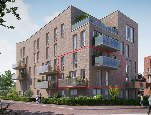 Sold subject to conditions: Bongerdkade Construction number 68, 1036 LZ Amsterdam