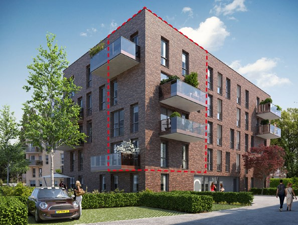 Sold subject to conditions: Bongerdkade Construction number 56, 1036 LZ Amsterdam