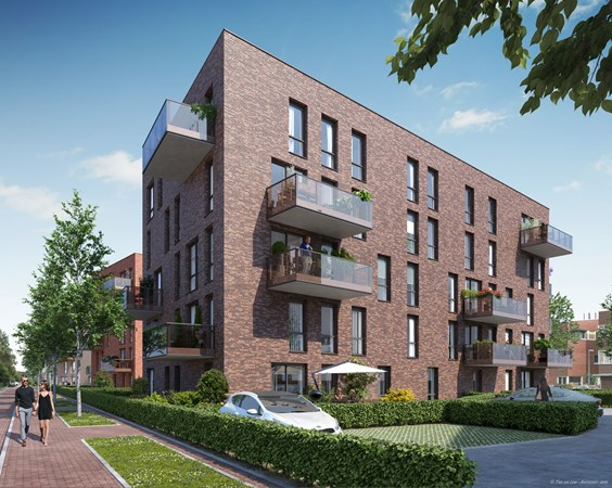 Sold subject to conditions: Bongerdkade Construction number 6, 1036 LZ Amsterdam