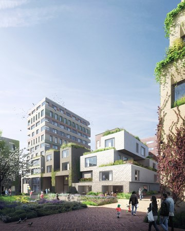 Medium property photo - Bouwnummer Bouwnummer 70, 1043 Amsterdam