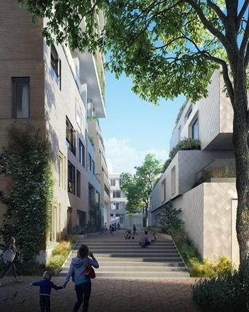 Medium property photo - Bouwnummer Construction number 117, 1043 Amsterdam