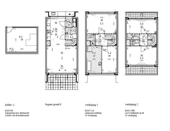 Floorplan - Bau Anzahl 46, Unbekannt