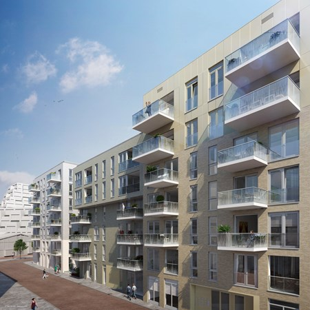Has received an option.: Nieuwevaartweg 41, 1019 AL Amsterdam