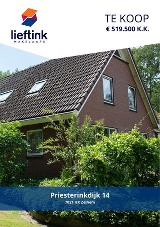 Brochure preview - Priesterinkdijk 14, 7021 HX ZELHEM (1)