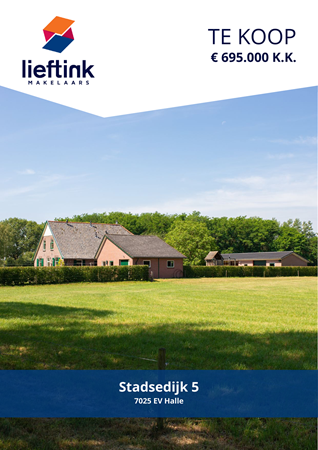 Brochure preview - Stadsedijk 5, 7025 EV HALLE (1)