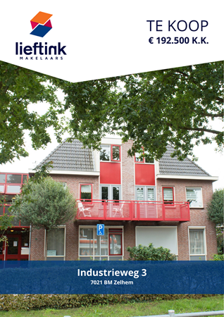 Brochure preview - Industrieweg 3, 7021 BM ZELHEM (1)