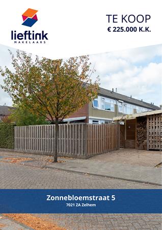 Brochure preview - Zonnebloemstraat 5, 7021 ZA ZELHEM (1)