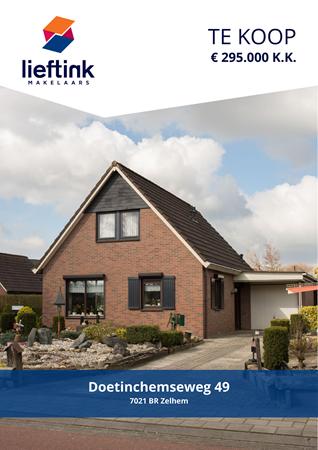 Brochure preview - Doetinchemseweg 49, 7021 BR ZELHEM (1)