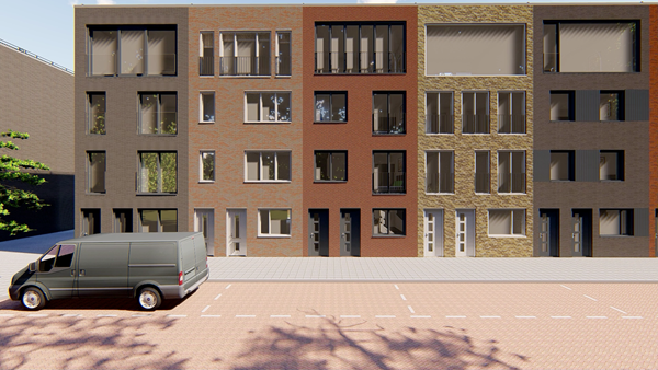 Has received an option.: Ijsselmeerstraat 63B, 1024 ML Amsterdam