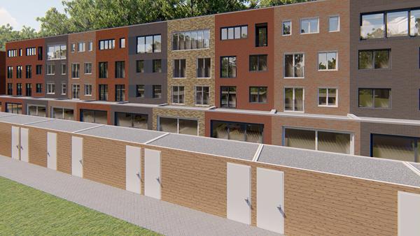 Medium property photo - Ijsselmeerstraat 63B, 1024 ML Amsterdam