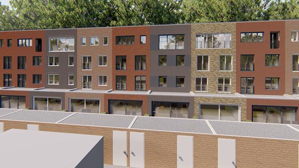Medium property photo - Ijsselmeerstraat 65B, 1024 ML Amsterdam