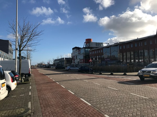 Medium property photo - Johan van Hasseltweg 58, 1022 WV Amsterdam