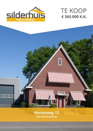 Brochure preview - Hanzeweg 13, 7591 BK DENEKAMP (1)
