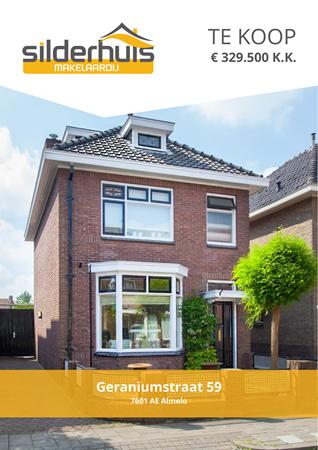 Brochure preview - Geraniumstraat 59, 7601 AE ALMELO (1)