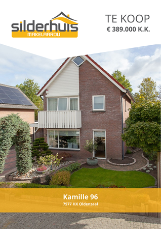 Brochure preview - Kamille 96, 7577 HX OLDENZAAL (1)