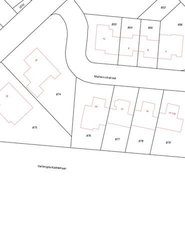 Floorplan - Metternichstraat 23, 5932 AW Tegelen