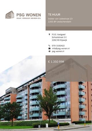 Brochure preview - Dokter van Ledestraat 23, 2265 BP LEIDSCHENDAM (2)