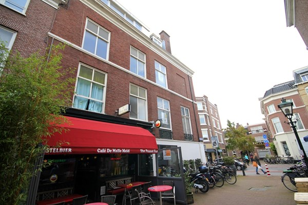 Rented subject to conditions: Mallemolen 16B, 2585 XJ The Hague