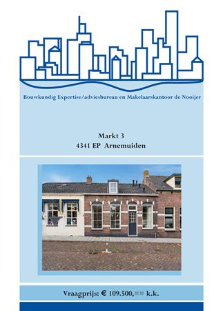 Brochure preview - brochure markt 3, arnemuiden