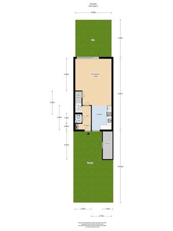 Floorplan - Houtwal 6, 8242 RJ Lelystad
