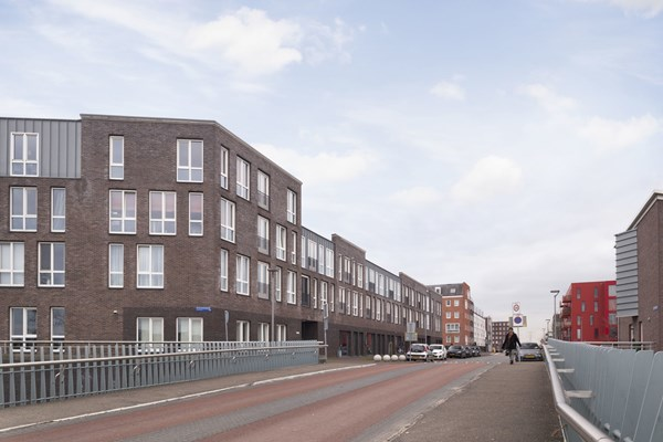 Sold subject to conditions: Duitslandstraat 132, 1363 BG Almere
