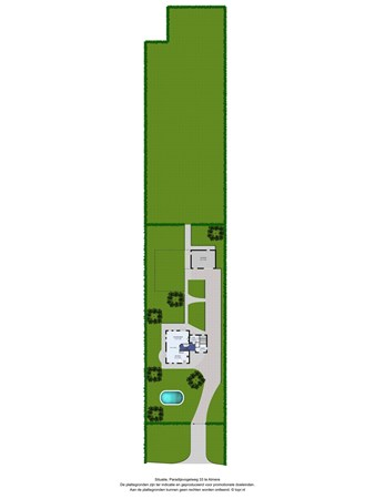 Floorplan - Paradijsvogelweg 33, 1349 CH Almere