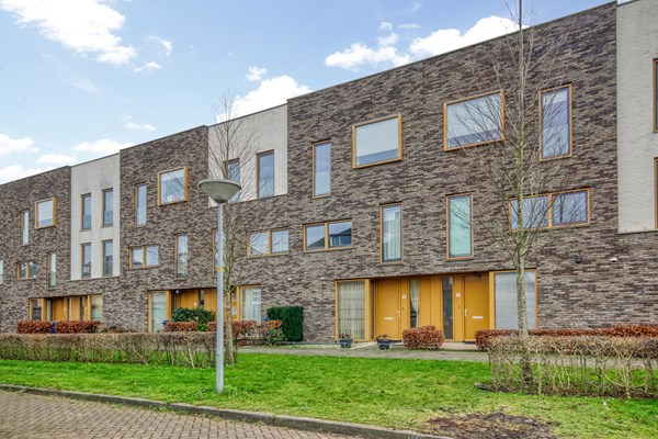 Sold: Funke Küpperplantsoen 8, 1336 BE Almere