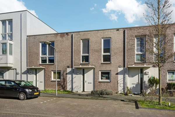 Sold subject to conditions: Lokistraat 27, 1363 WG Almere