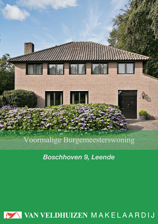 Brochure preview - Boschhoven 9, 5595 AN LEENDE (3)