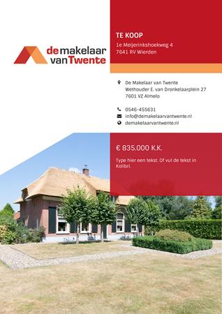 Brochure preview - 1e Meijerinkshoekweg 4, 7641 RV WIERDEN (1)
