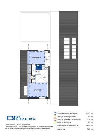 Floorplan - Laathof 5, 6029 SJ Sterksel