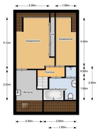 For rent: Noordzeepassage 47, 2225BS Katwijk