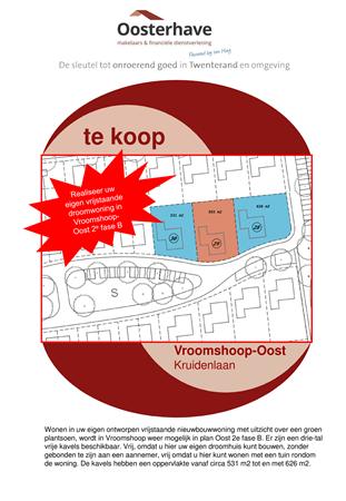 Brochure preview - VERKOOPBROCHURE 3 KAVELS VROOMSHOOP-OOST.pdf