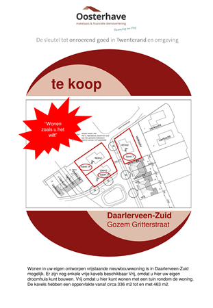 Brochure preview - VERKOOPBROCHURE 3 BOUWKAVELS DAARLERVEEN VO-V18125.pdf