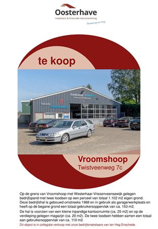 Brochure preview - VERKOOPBROCHURE TWISTVEENWEG 7C VROOMSHOOP.pdf