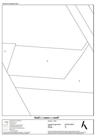 Floorplan - Wessemerdijk, 6031 SG Nederweert