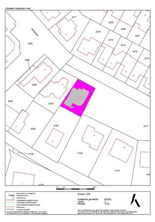 Floorplan - Patrijslaan 6, 6021 ZS Budel