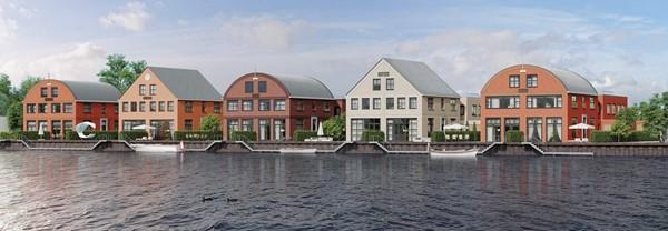 Te koop: Hanzesteden Watervilla met kantoorruimte, 8061 Hasselt