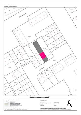 Floorplan - De Stappert 4, 5711 BZ Someren
