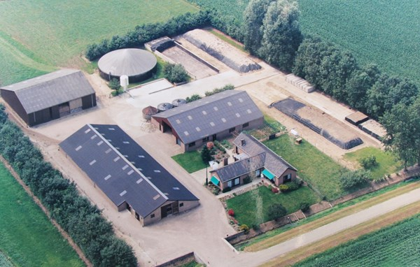 Landelijk Wonen Makelaar : Te koop kornpad bz dussen agriteam makelaars