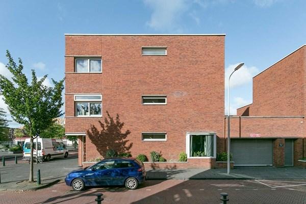 Delagoastraat 23, Den Haag
