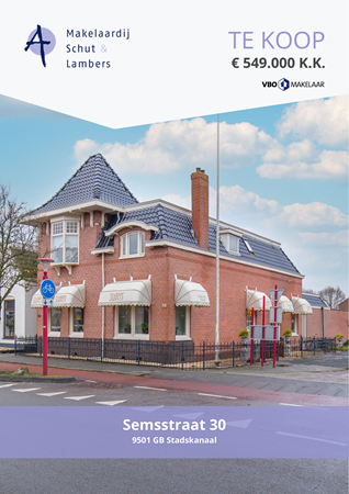 Brochure preview - Semsstraat 30, 9501 GB STADSKANAAL (2)