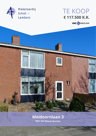 Brochure preview - Meidoornlaan 3, 9521 EK NIEUW-BUINEN (2)