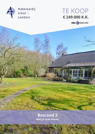 Brochure preview - Bosrand 3, 9665 JZ OUDE PEKELA (1)