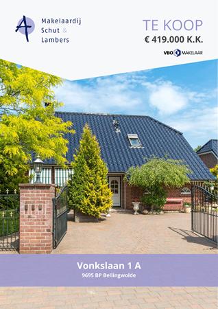 Brochure preview - Vonkslaan 1-A, 9695 BP BELLINGWOLDE (2)