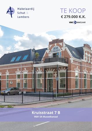 Brochure preview - Kruisstraat 7-B, 9581 EA MUSSELKANAAL (1)
