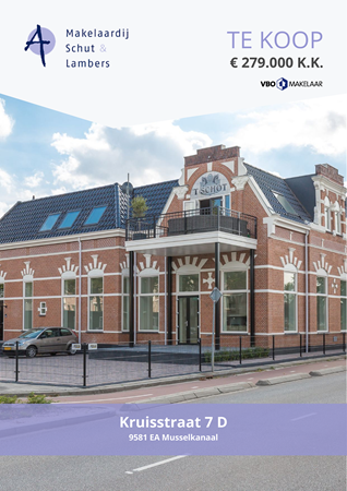 Brochure preview - Kruisstraat 7-D, 9581 EA MUSSELKANAAL (1)