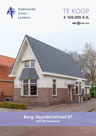 Brochure preview - Burg. Reyndersstraat 97, 9503 BB STADSKANAAL (1)